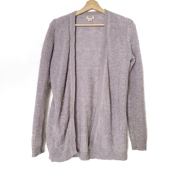 Mossimo | Open Front Cardigan